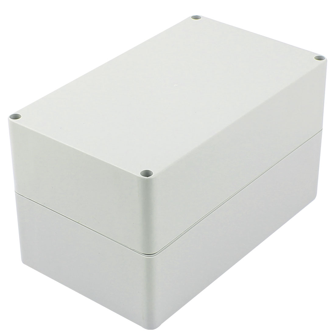 200x120x115mm Plastic Enclosure Sealed Power Junction Box Case Gray