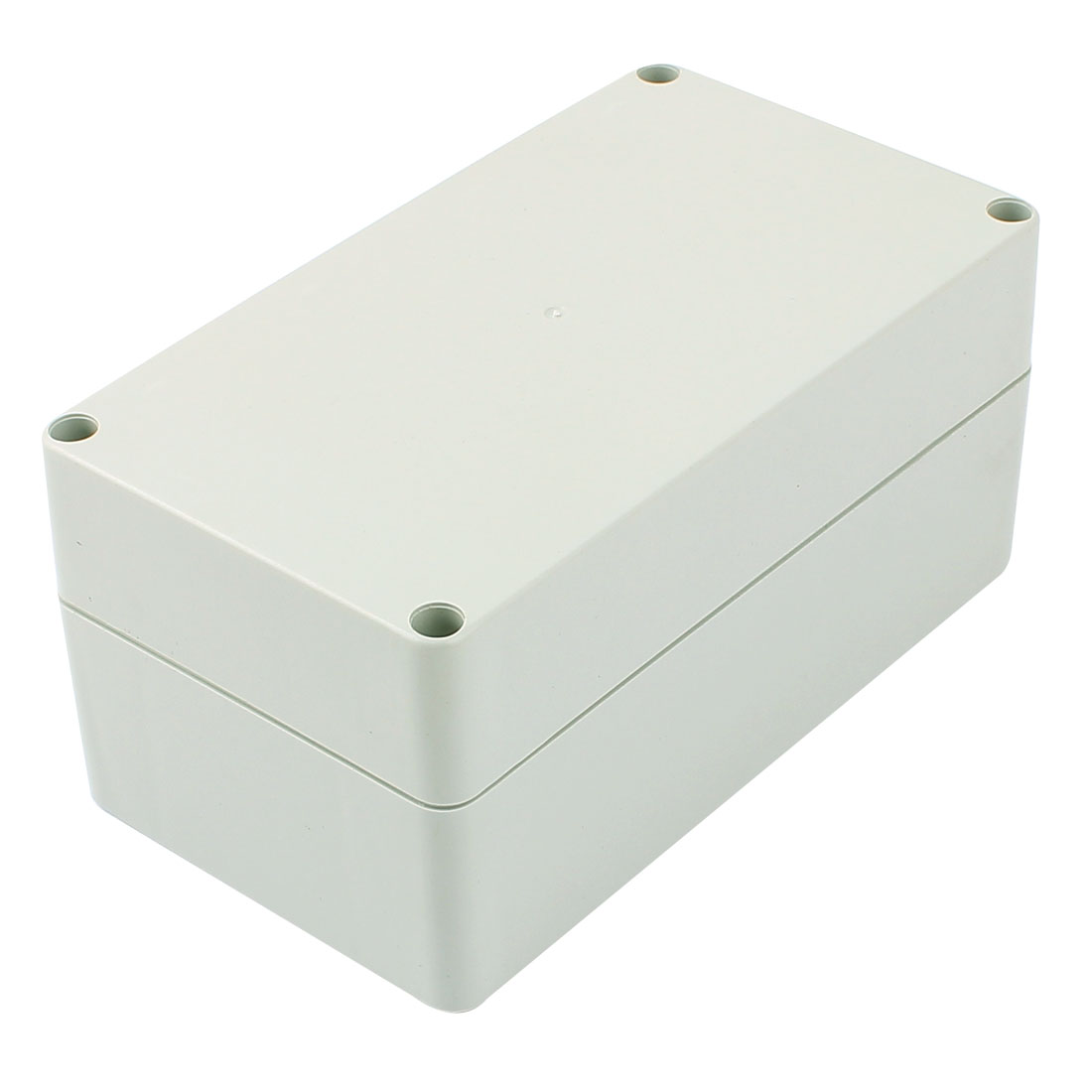 Plastic Dustproof IP65 Enclosure Electronic Junction Box 155x88x76mm Gray