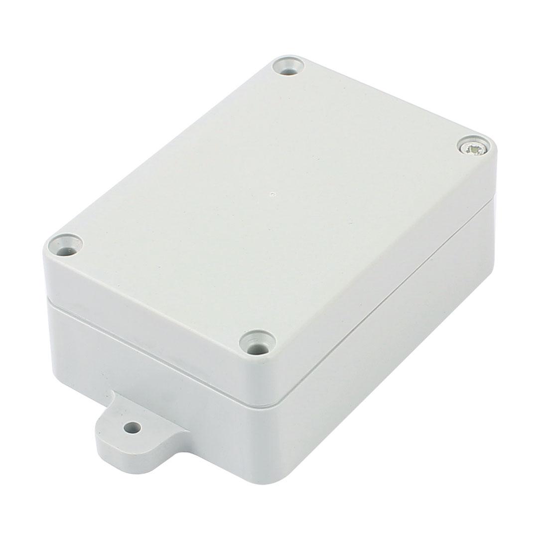 Dustproof IP65 Plastic Enclosure Project Case DIY Junction Box 83x58x34mm