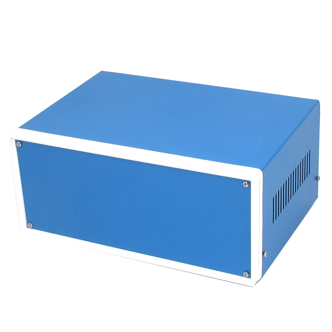 250mmx190mmx110mm Aluminium Surface Mounting Electrical Switch Protector Junction Enclosure Box Case