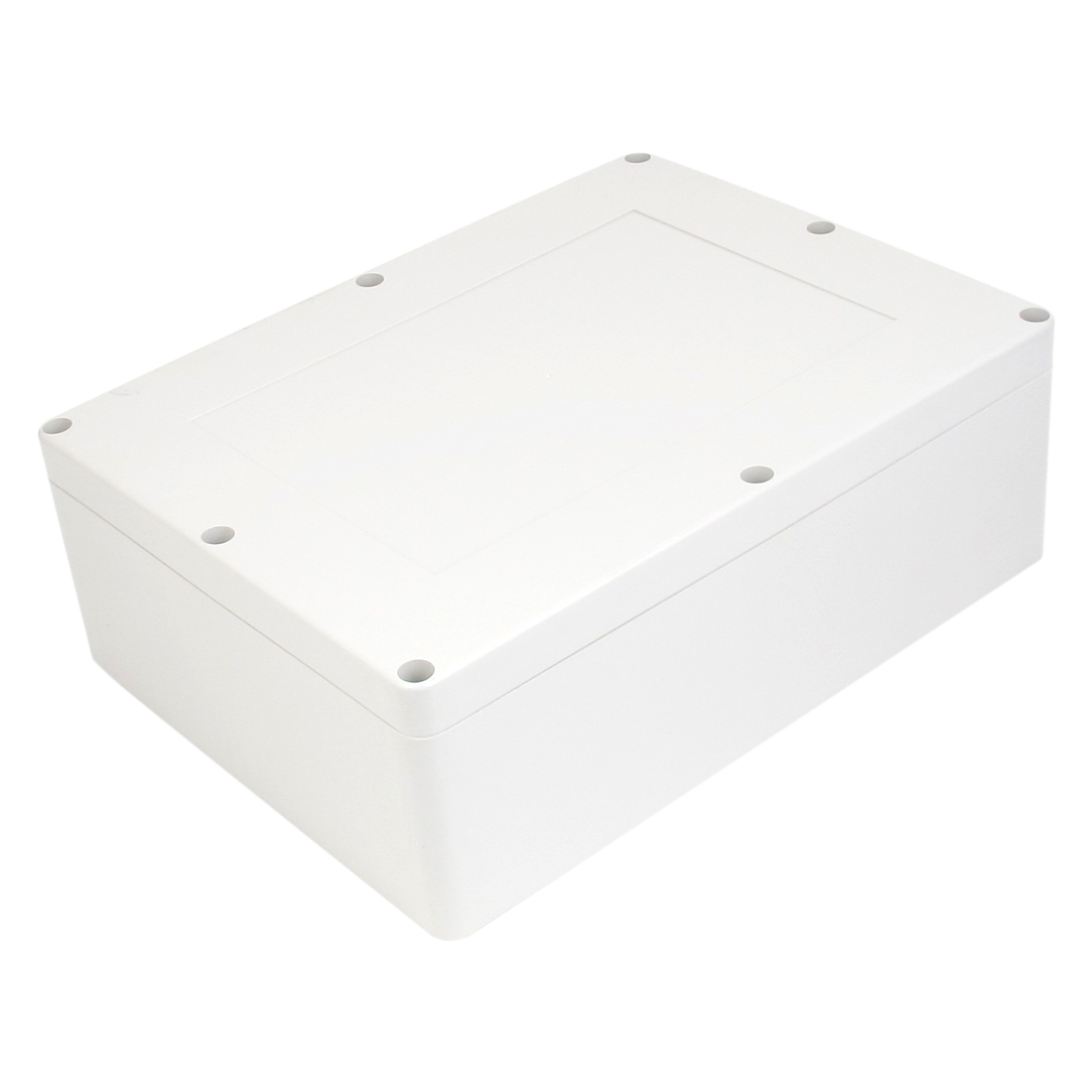 320mmx240mmx110mm Plastic Water Resistant Surface Mounting Sealed Electric Power Protector Junction Box Case