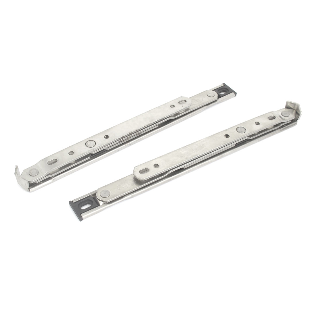 "2pcs Stainless Steel 10"" Long Side Hung Casement Window Friction Stay Hinges"