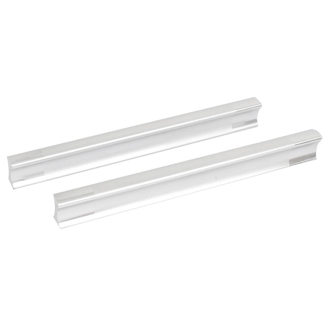 "2pcs Kitchen Drawer Cabinet Cupboard Door Bar Pull Handle Knob 8"" Length"