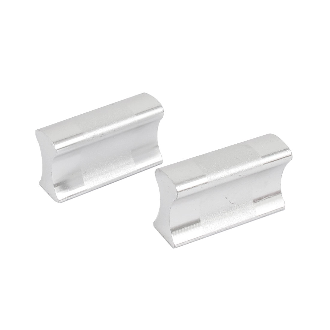 2pcs Kitchen Drawer Cabinet Cupboard Door Bar Pull Handle Knob 40mm Long