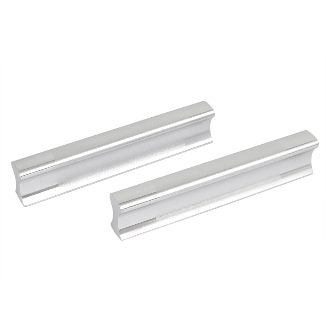 2pcs Kitchen Drawer Cabinet Cupboard Door Bar Pull Handle Knob 110mm