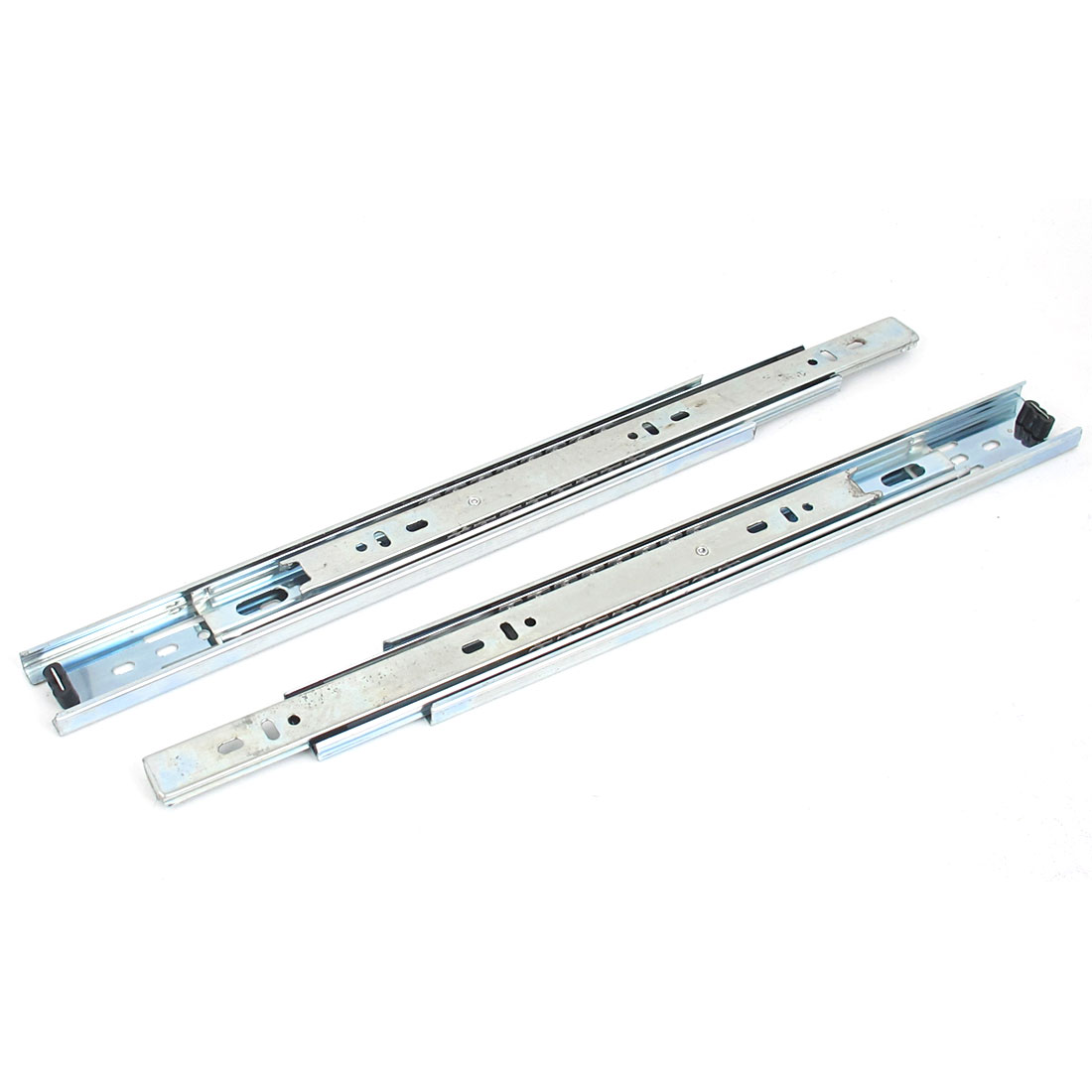 "13"" Length Full Extended Ball Bearing Noise Elimination Close Drawer Slide 2pcs"