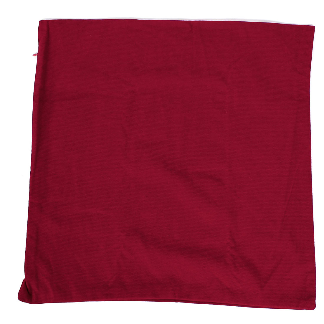Sofa Bed Decor Square Throw Pillow Cushion Case Cover Pillowcase Red