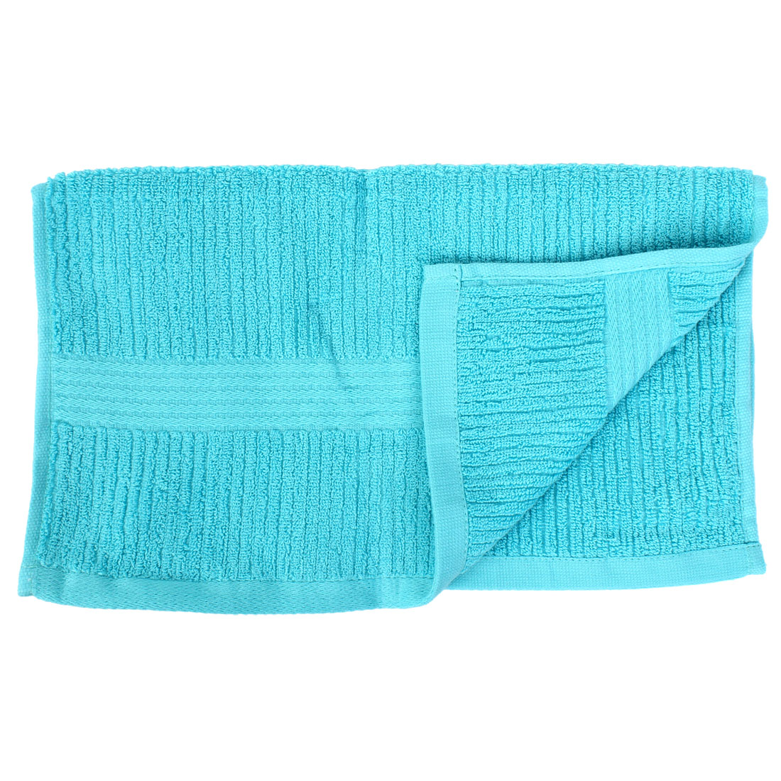 Home Washroom Cotton Blend Shower Hand Face Washing Terry Towels Washcloths