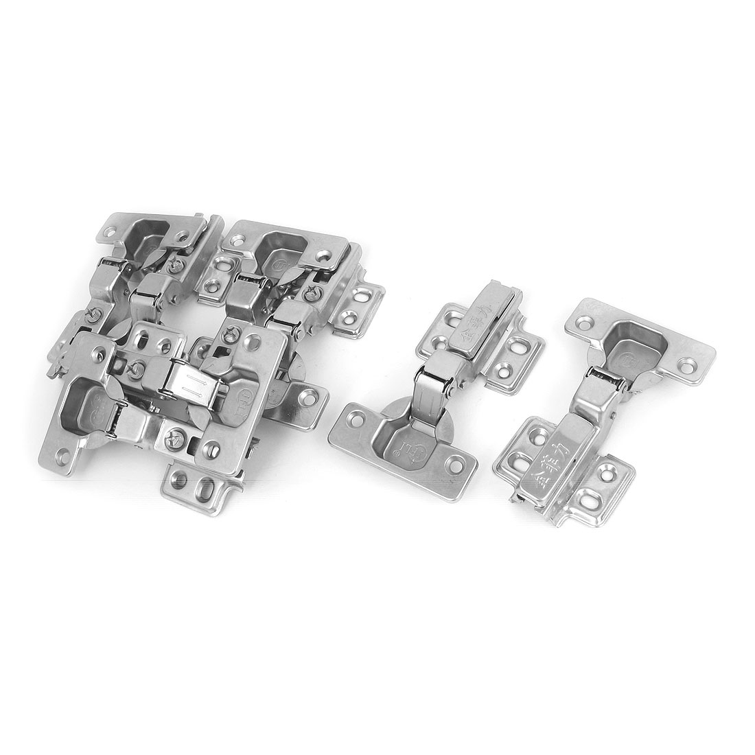 Face Frame Concealed Self Closing Cabinet Cupboard Hinges 8pcs