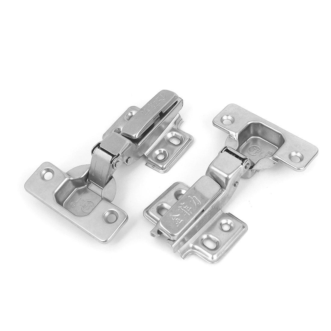 Face Frame Concealed Self Closing Cabinet Cupboard Hinges 20pcs