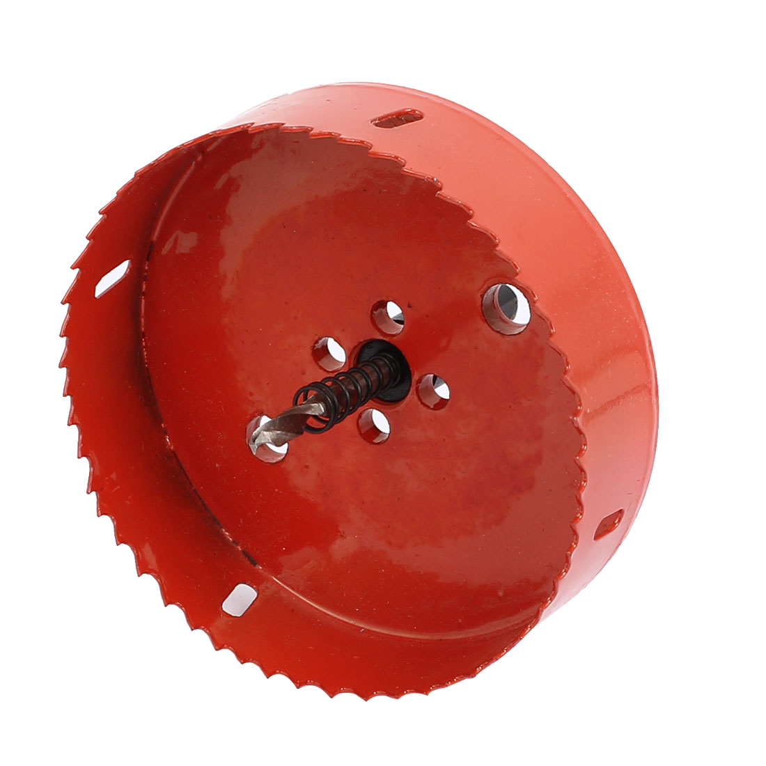 125mm Cutting Dia Metal Drill Bit Toothed Hole Saw Cutter