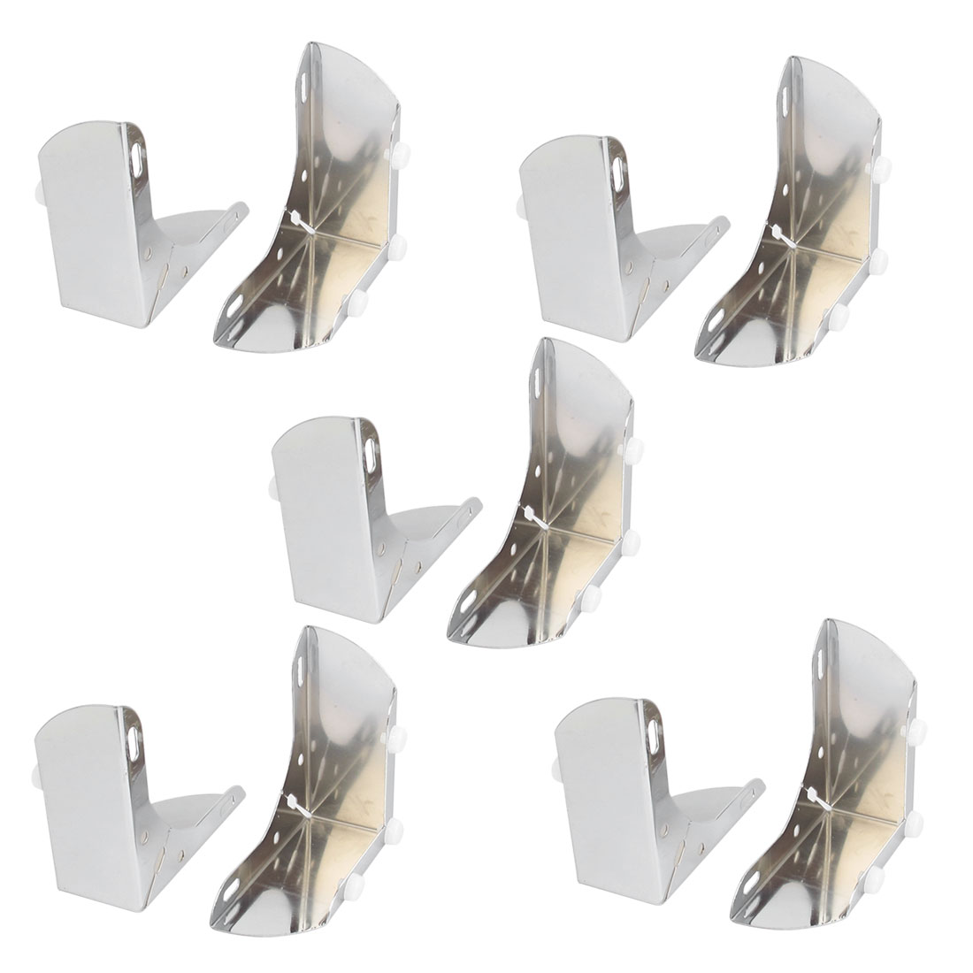 47mm Inner Height Furniture Feet Cabinet Sofa Leg Decor 10pcs