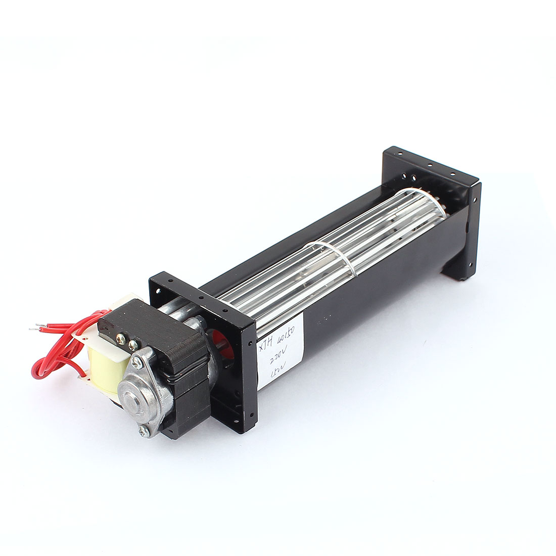 AC 220V 2600RPM Cross Flow Cooling Fan Heat Exchanger Amplifier Cooler