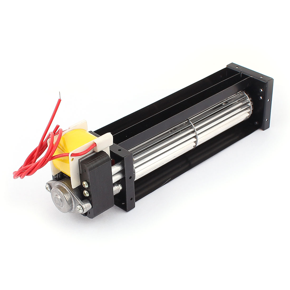 AC 220V 0.1A 12W Cross Flow Cooling Fan Heat Exchanger Amplifier Cooler