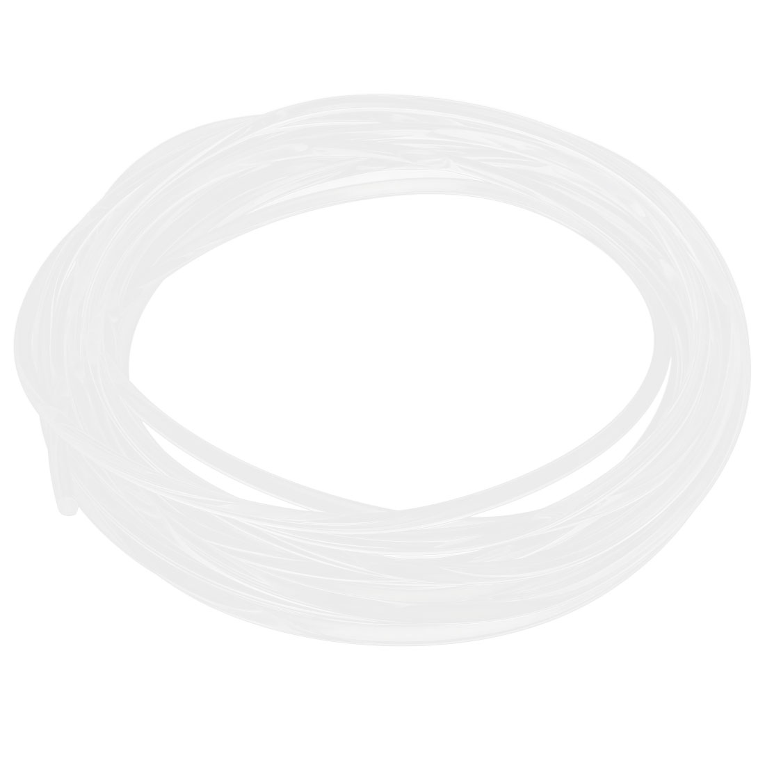 10m Length 5mm Dia Clear LED Fiber Optic Light for Home Car Decor