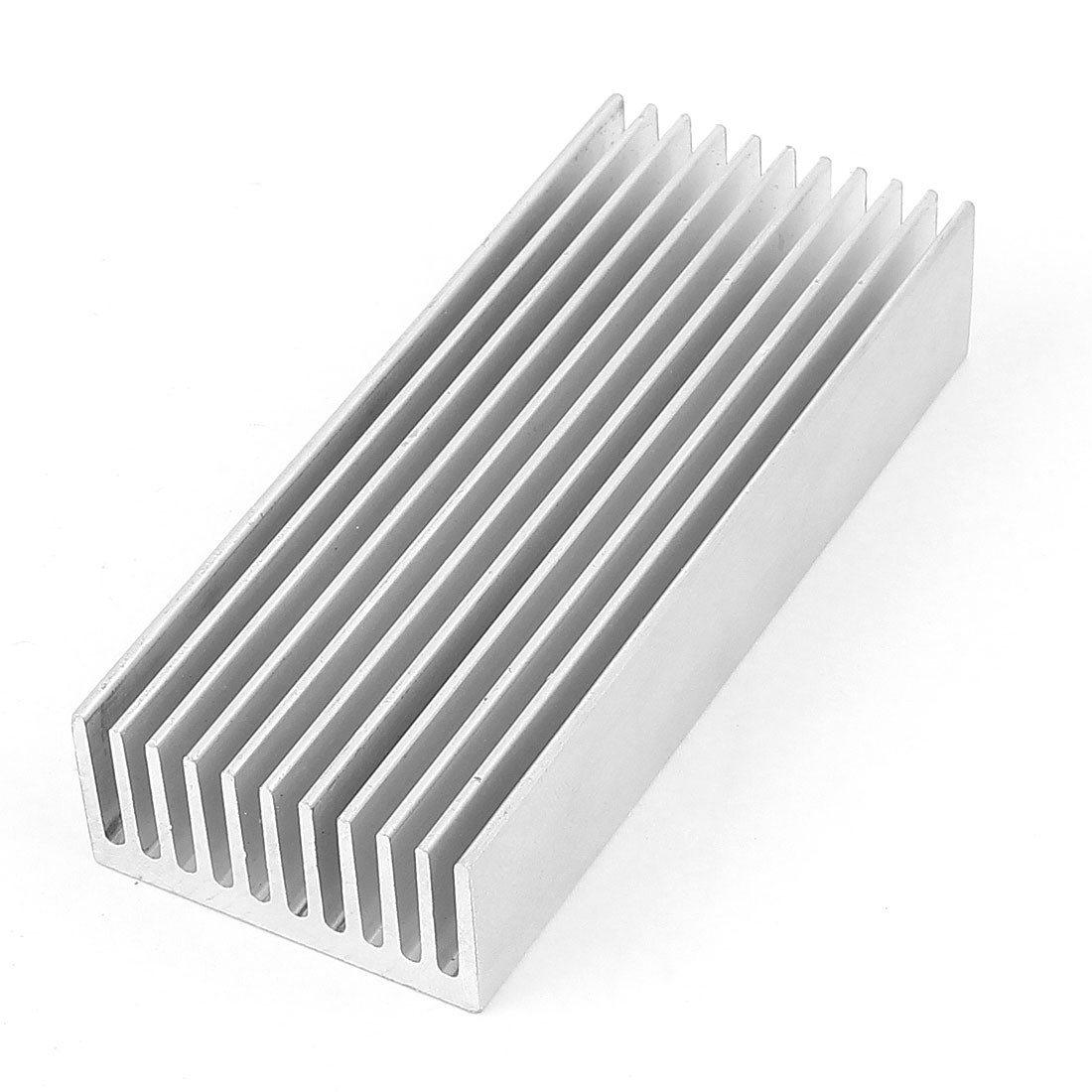 Aluminum Heatsink Cooling Fin 98 x 40 x 20mm for IC MOSFET