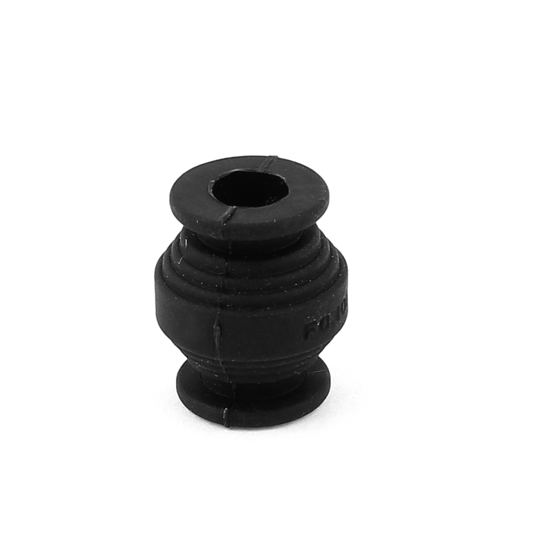 FPV Gimbal Camera Mount 300g 7mm Inner Dia Shock Absorption Black Damping Ball
