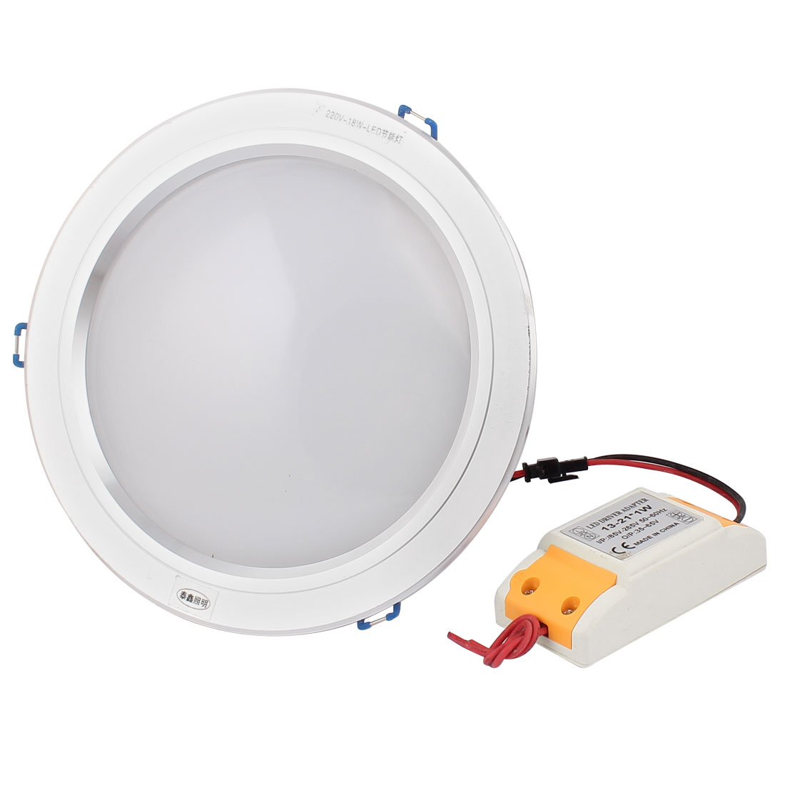AC 220-240V 18W White Wall Mount LED Lighting Energy-saving Lamp