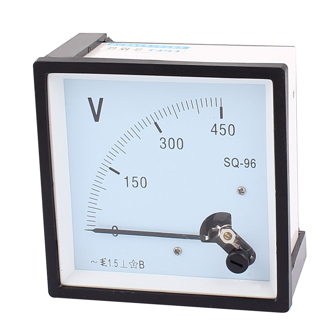 SQ-96 AC 0-450V Analog Pointer Voltmeter Panel Mounting Meter Gauge