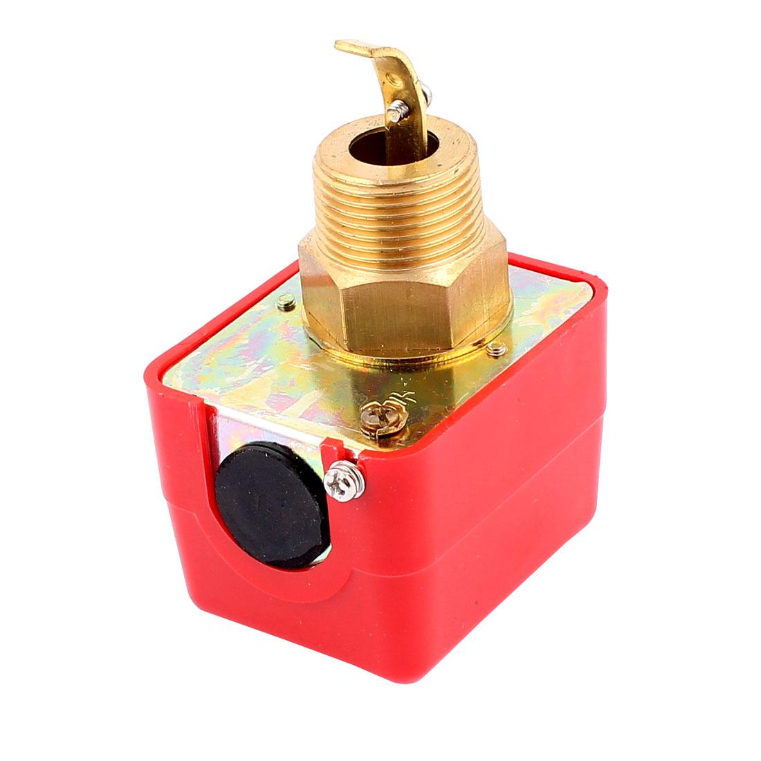 HFS-25 SPDT G1 Thread Water Flow Control Pressure Switch Flowmeter