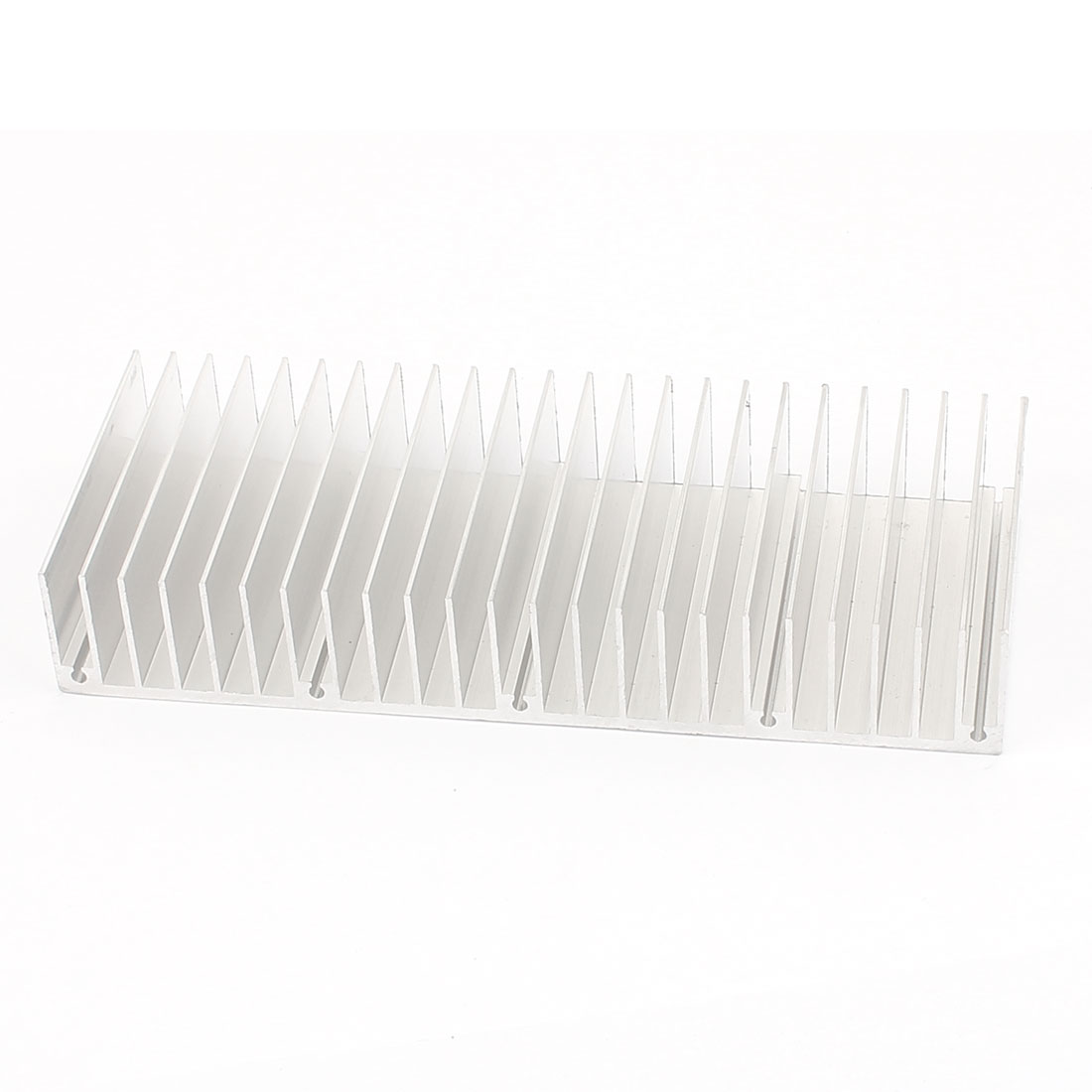 Aluminum Heatsink Cooling Fin 150 x 60 x 25mm for IC Mosfet