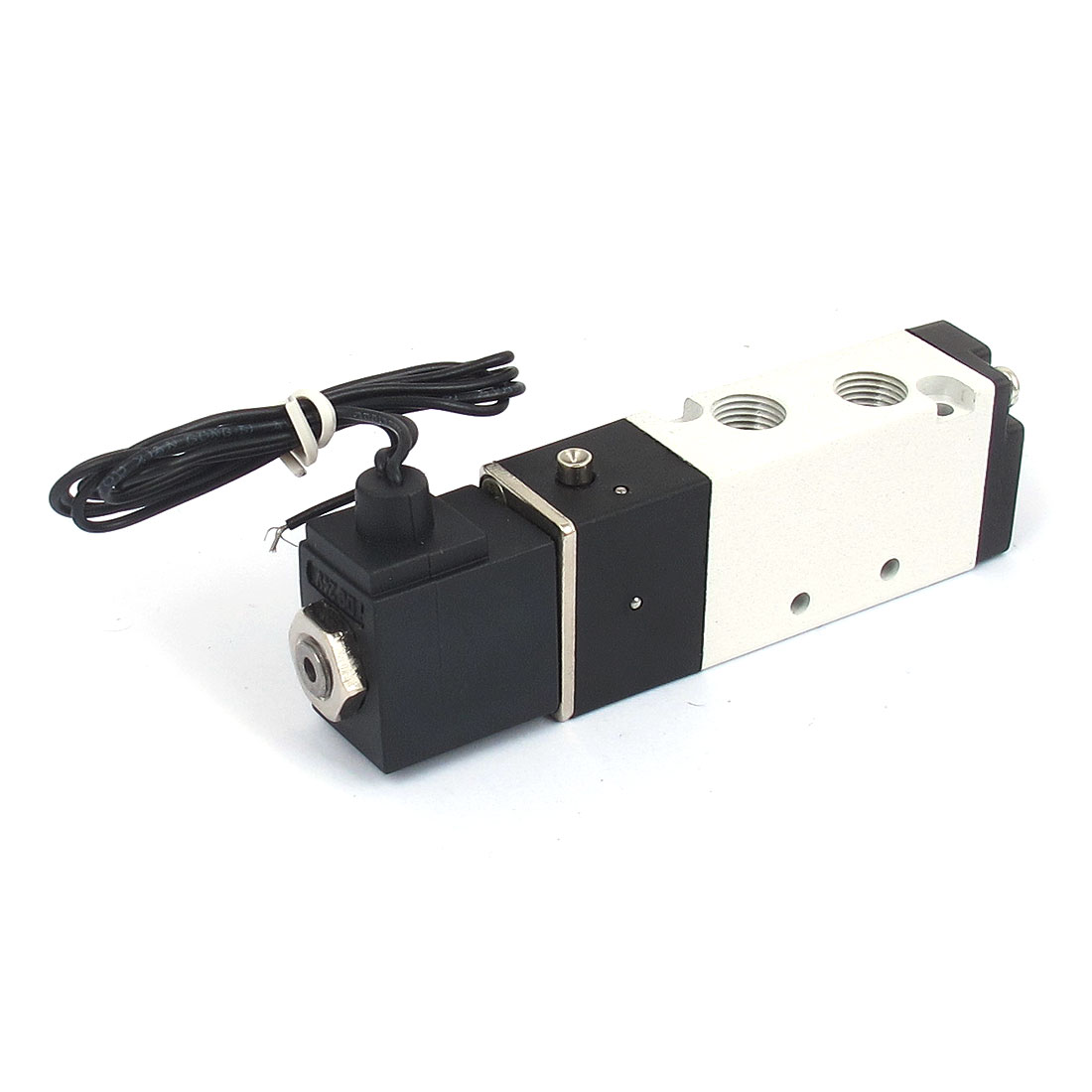 DC 24V 2 Position 1/8BSP Thread Pneumatic Control Air Solenoid Valve