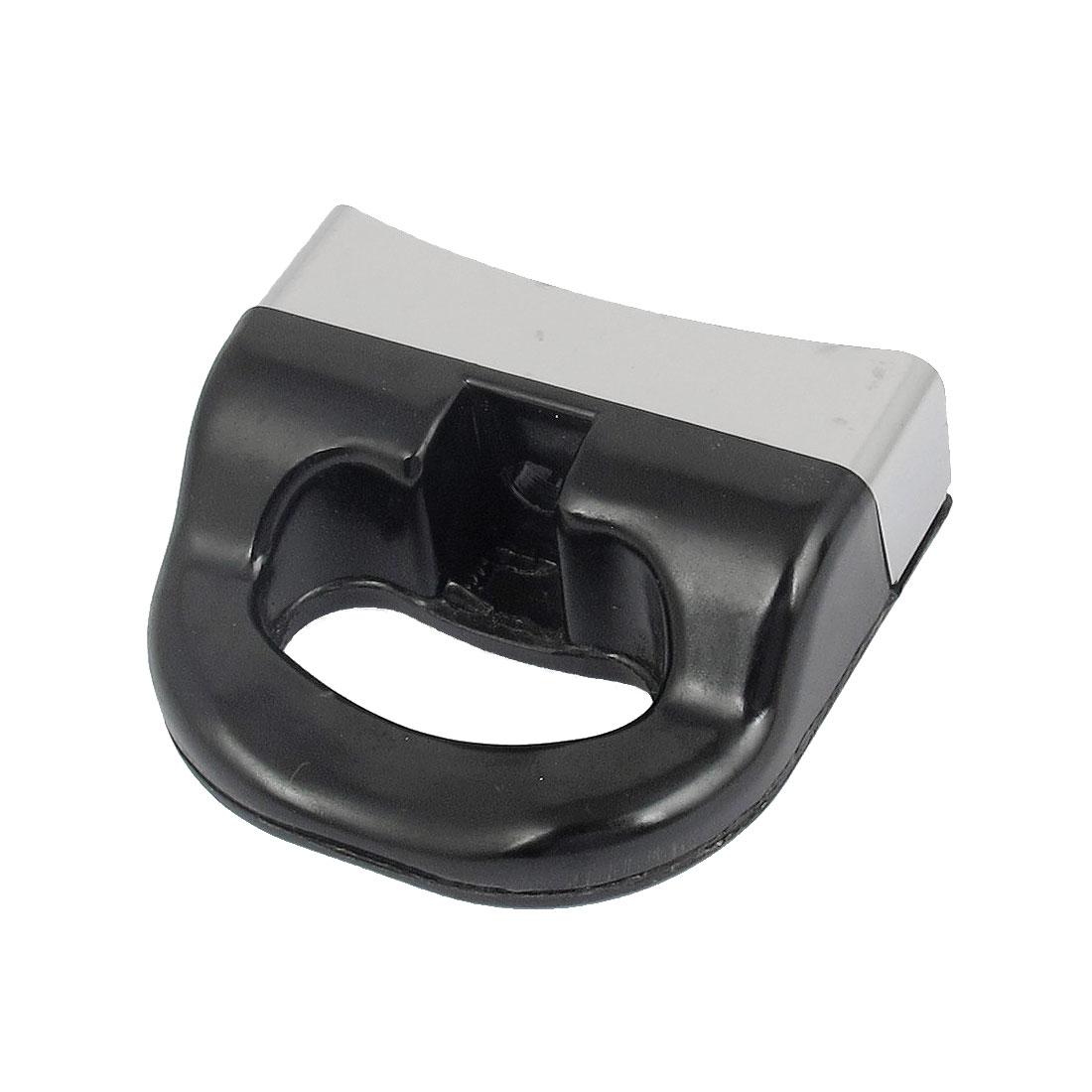 Kitchen Black Plastic Pressure Cooker Pot Pan Holder Handle Grip Handgrip