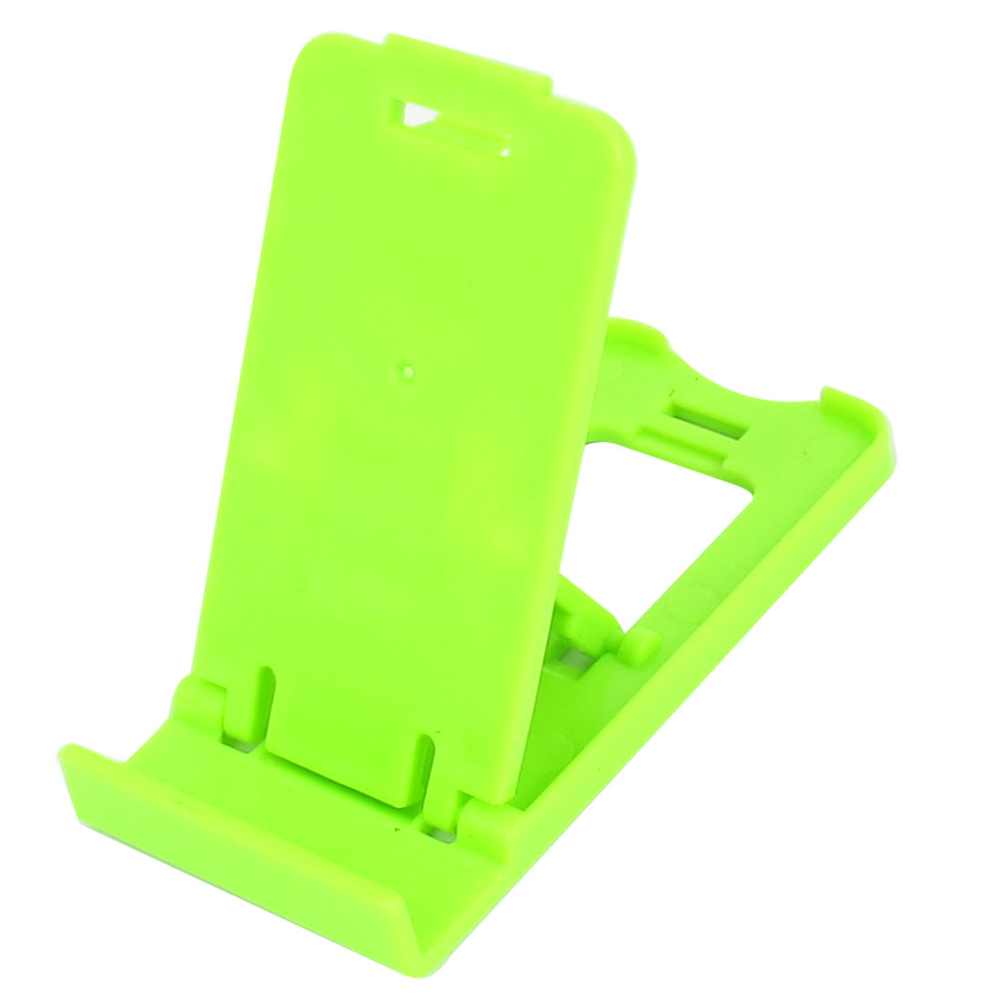 Green Plastic Foldable Desk Desktop Stand Holder Stander Support for MP4 iPad iPhone Cell Phone