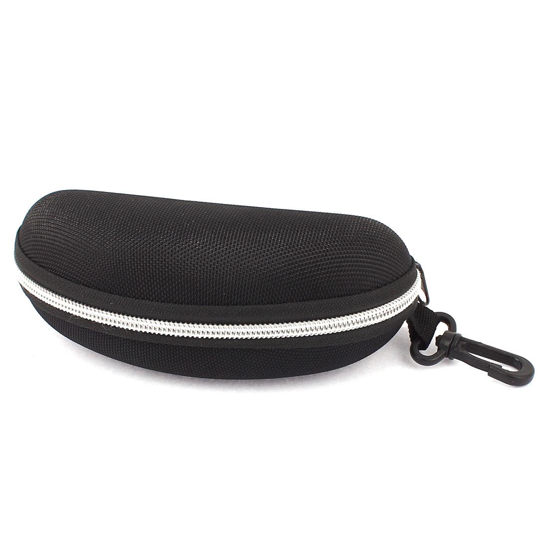 Zipper Clousure Sunglass Eyeglasses Eyewear Case Box Holder w Belt Loop