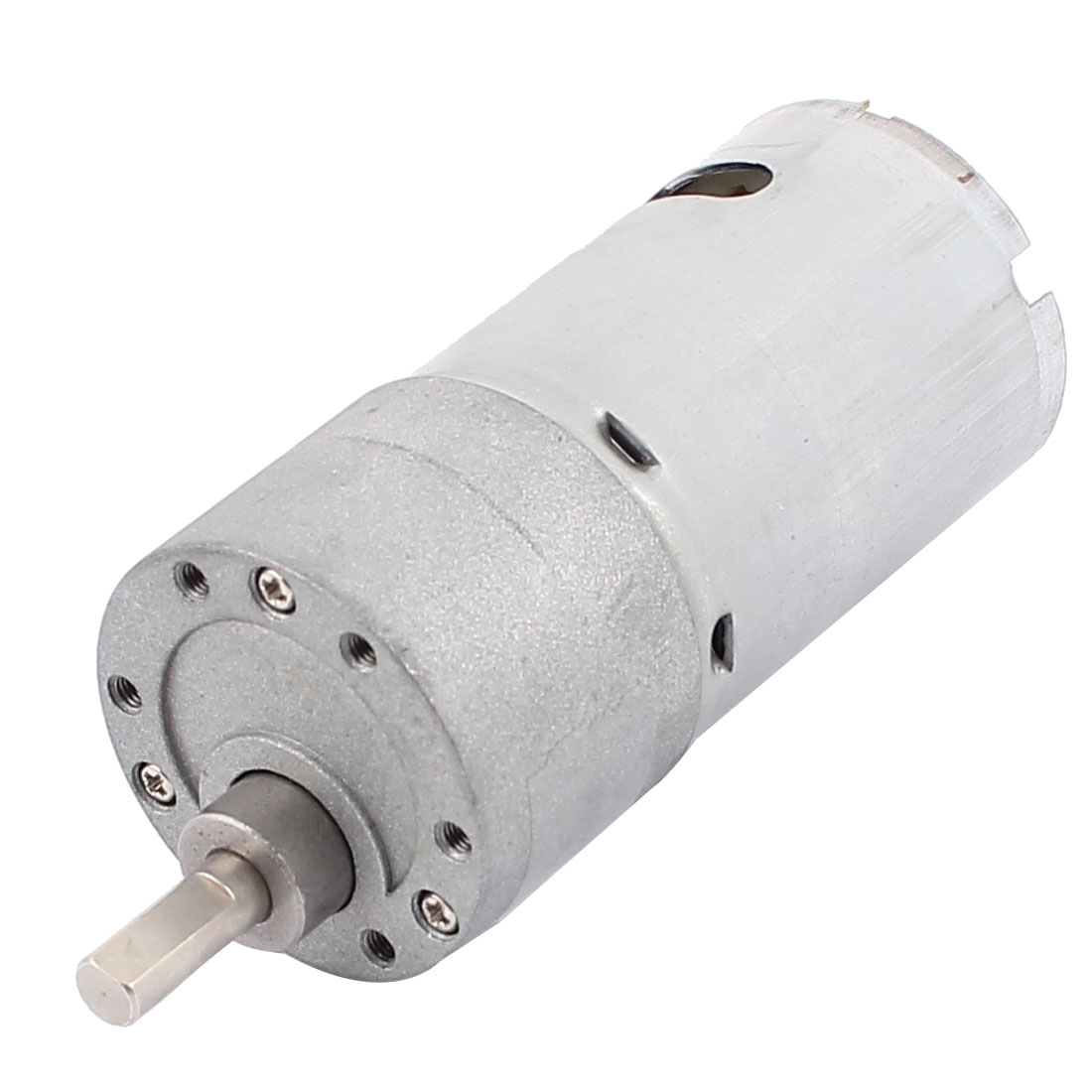 12V 60RPM High Speed 6mm D Shaft Electric Micro DC Gearbox Gear Box Motor for RC Model Toy