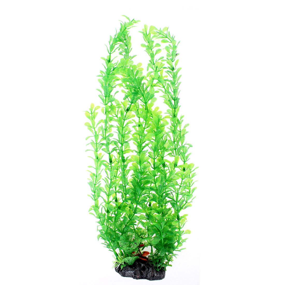 Aquarium Plant Landscaping Aquatic Plastic Grass Plant Decoration Green