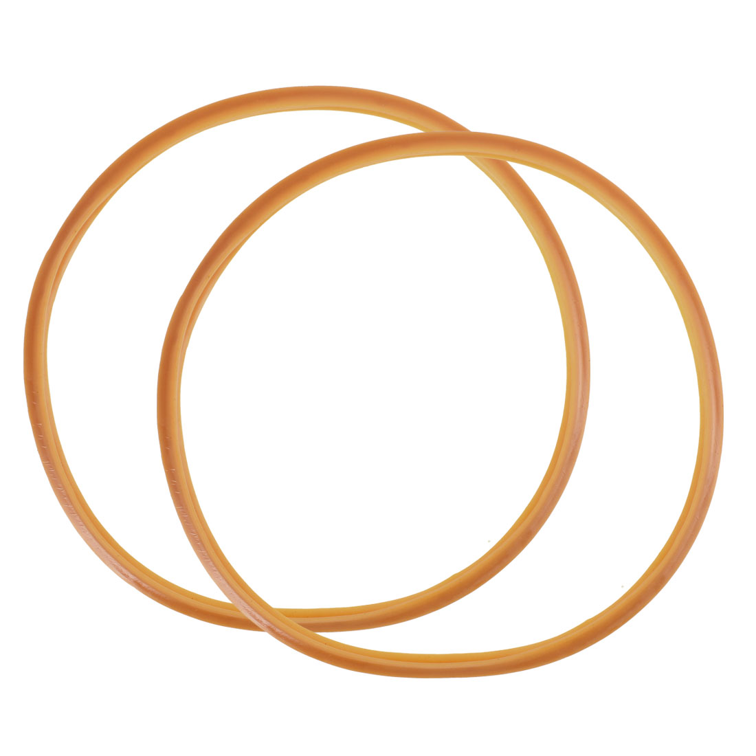 Pressure Cooker Replacement Rubber Sealing Ring Gasket 26cm Inner Dia 2pcs