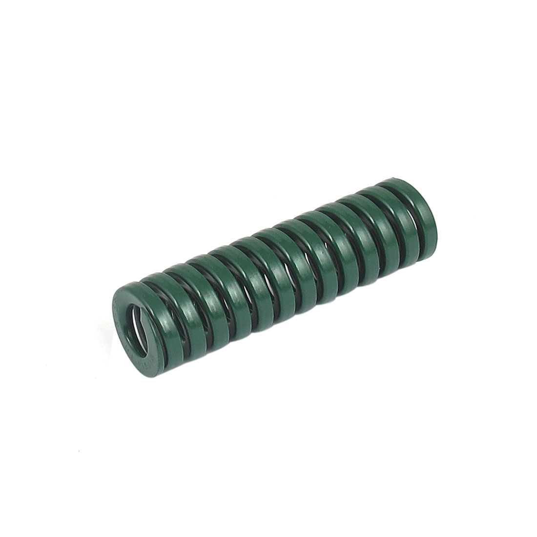 16mmx55mm Chromium Alloy Steel Heavy Load Die Spring Green