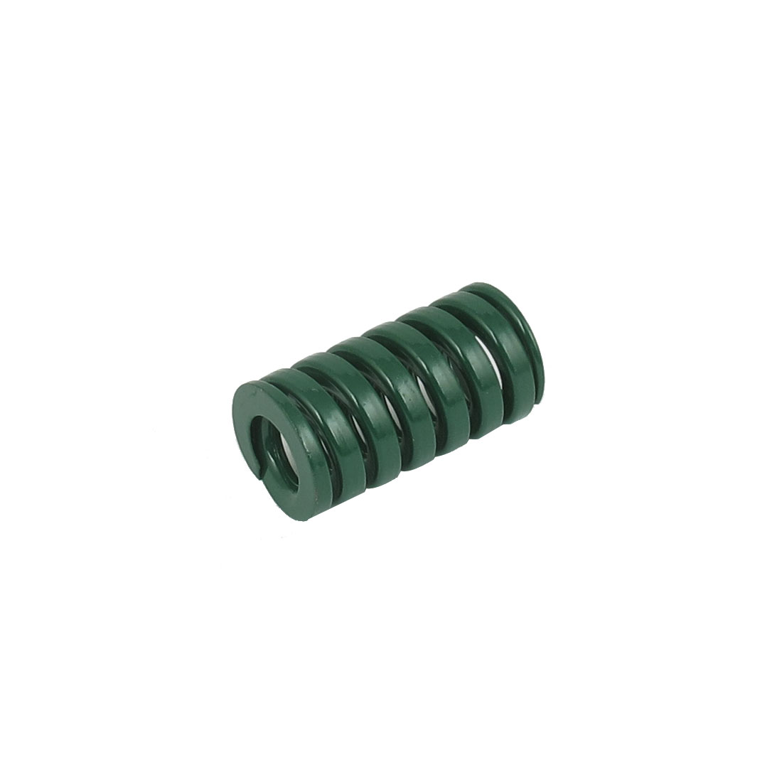 16mmx30mm Chromium Alloy Steel Heavy Load Die Spring Green
