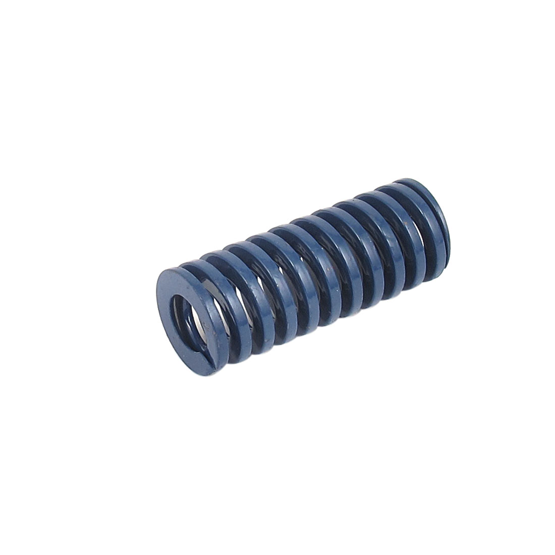 22mmx55mm Chromium Alloy Steel Light Load Die Spring Blue