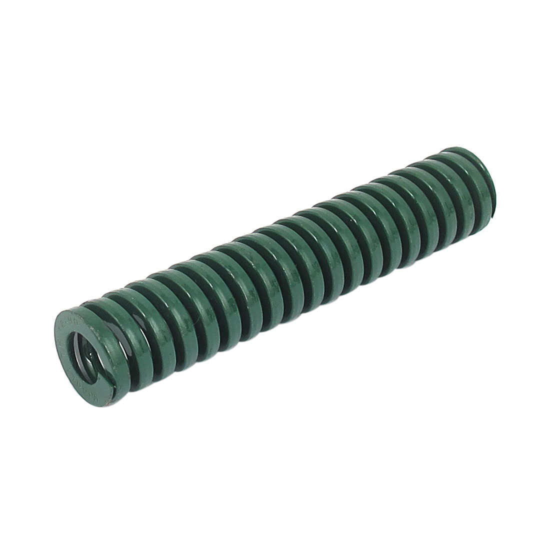18mmx90mm Chromium Alloy Steel Heavy Load Die Spring Green