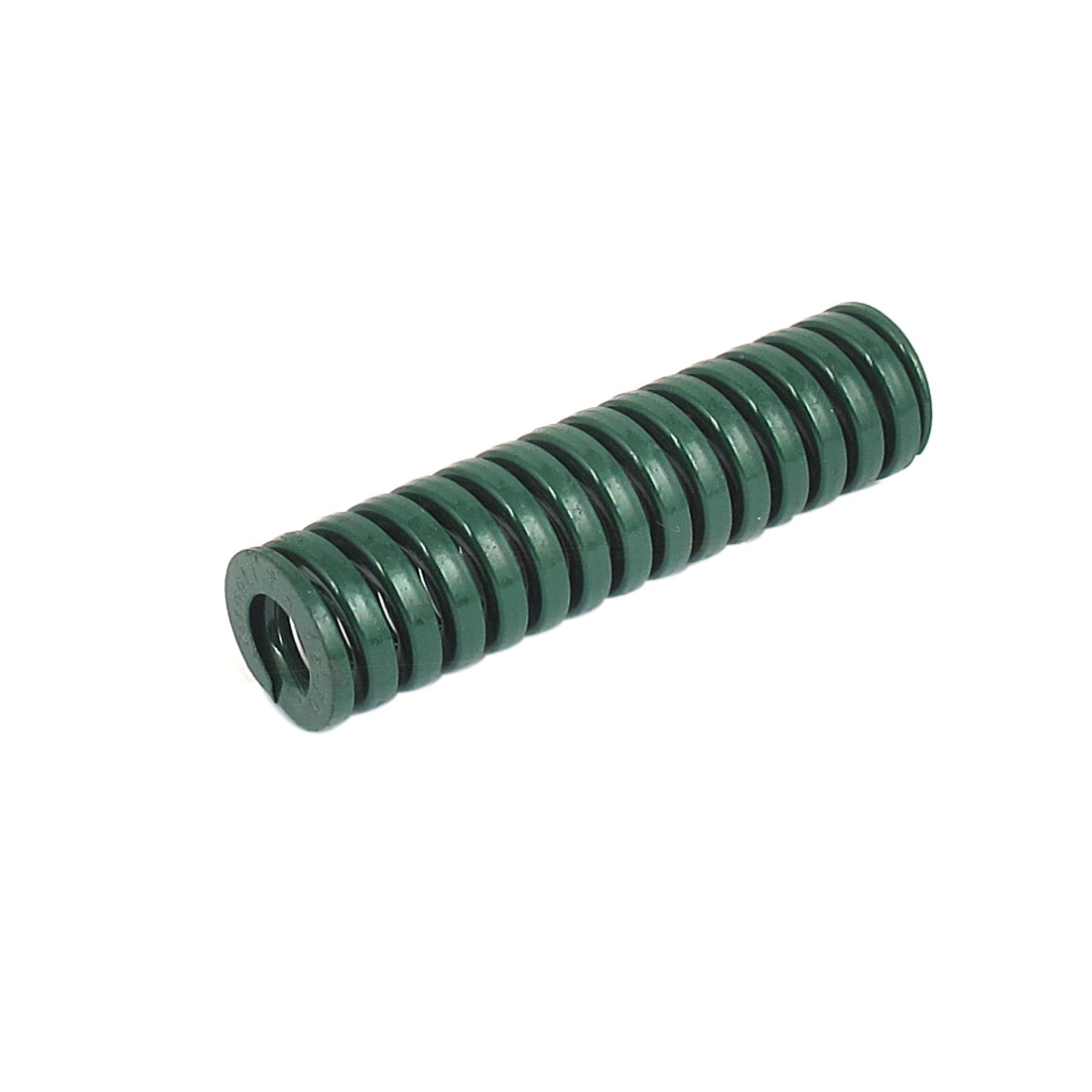 18mmx70mm Chromium Alloy Steel Heavy Load Die Spring Green