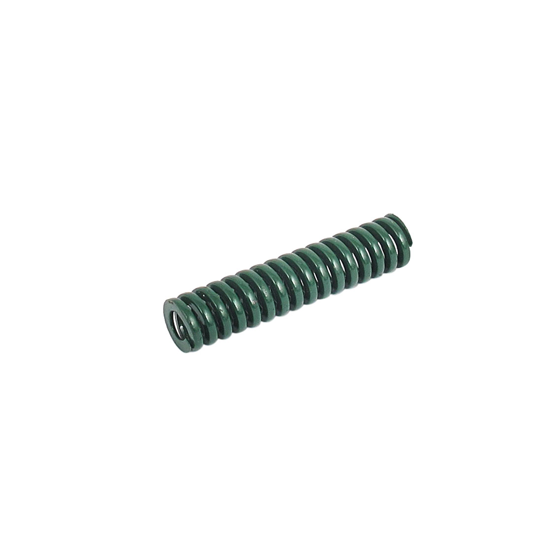 8mmx35mm Chromium Alloy Steel Heavy Load Die Spring Green