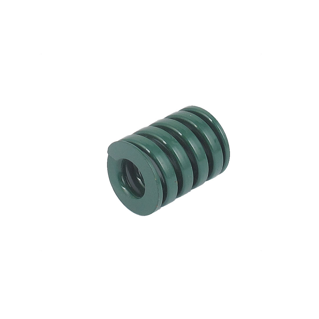 20mmx25mm Chromium Alloy Steel Heavy Load Die Spring Green