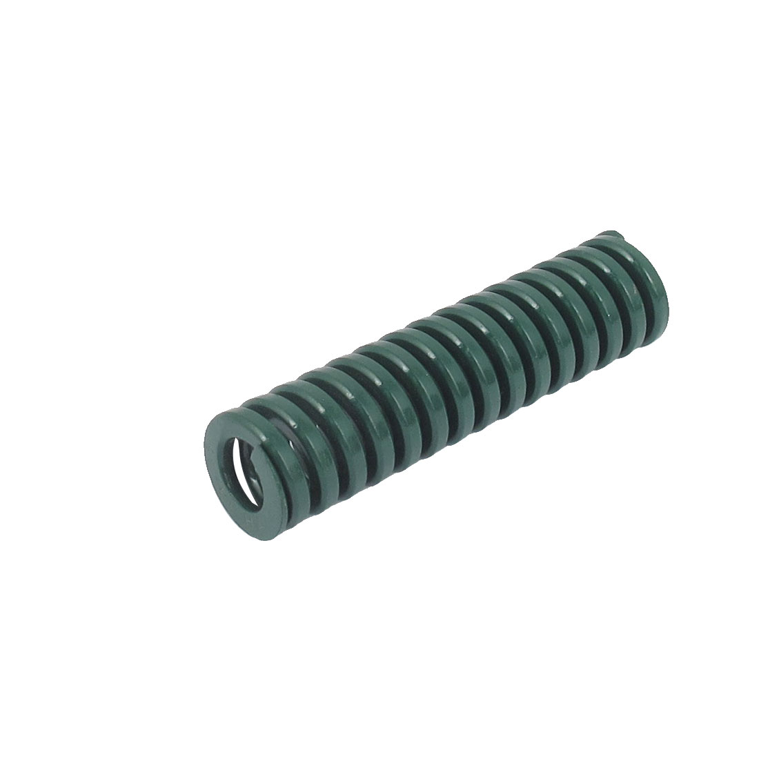 14mmx55mm Chromium Alloy Steel Heavy Load Die Spring Green