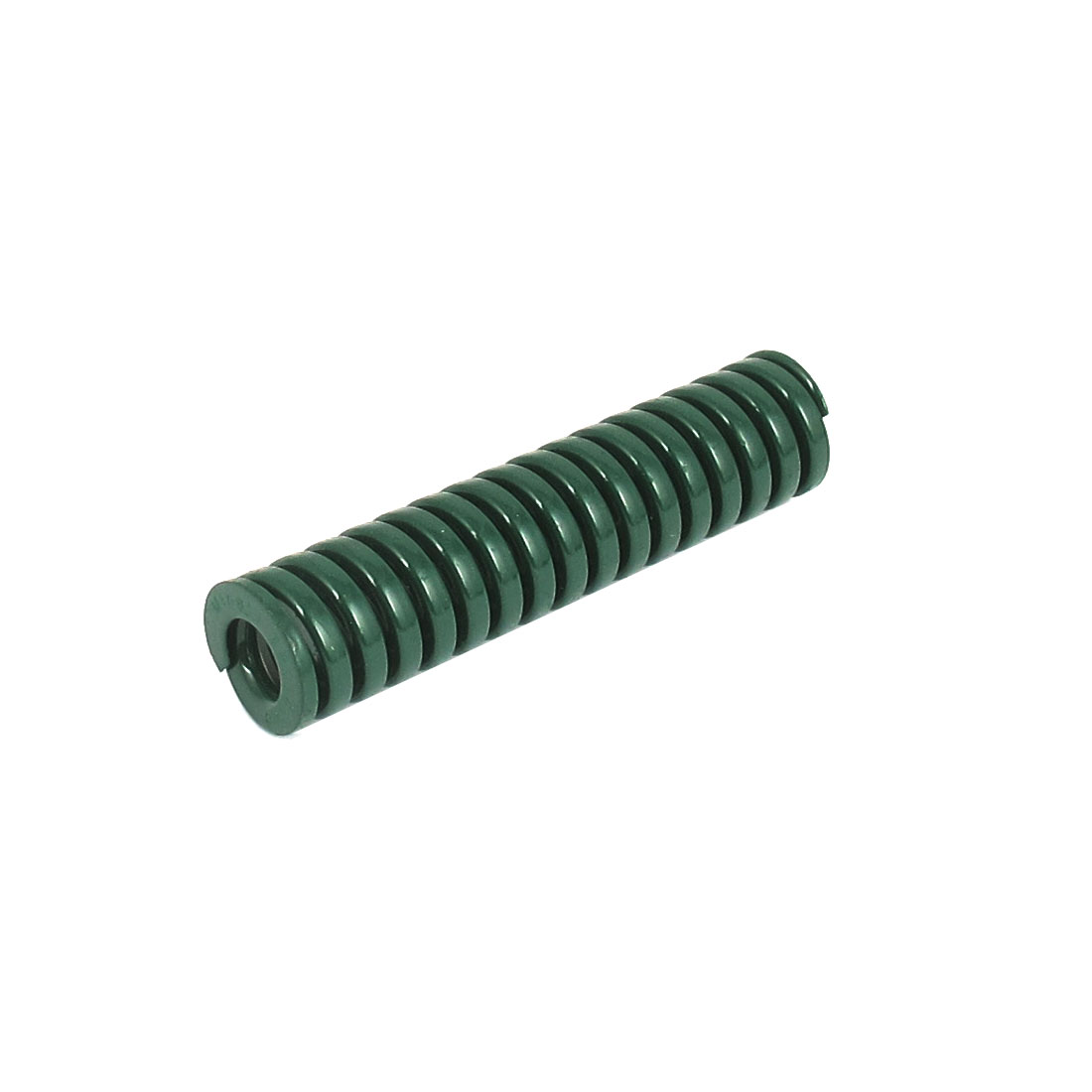 14mmx60mm Chromium Alloy Steel Heavy Load Die Spring Green