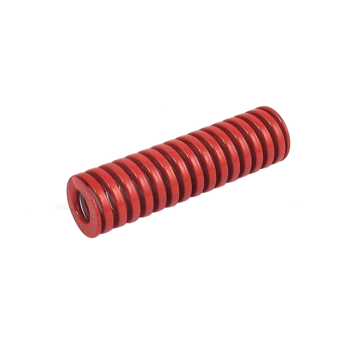 18mmx65mm Chromium Alloy Steel Medium Load Die Spring Red