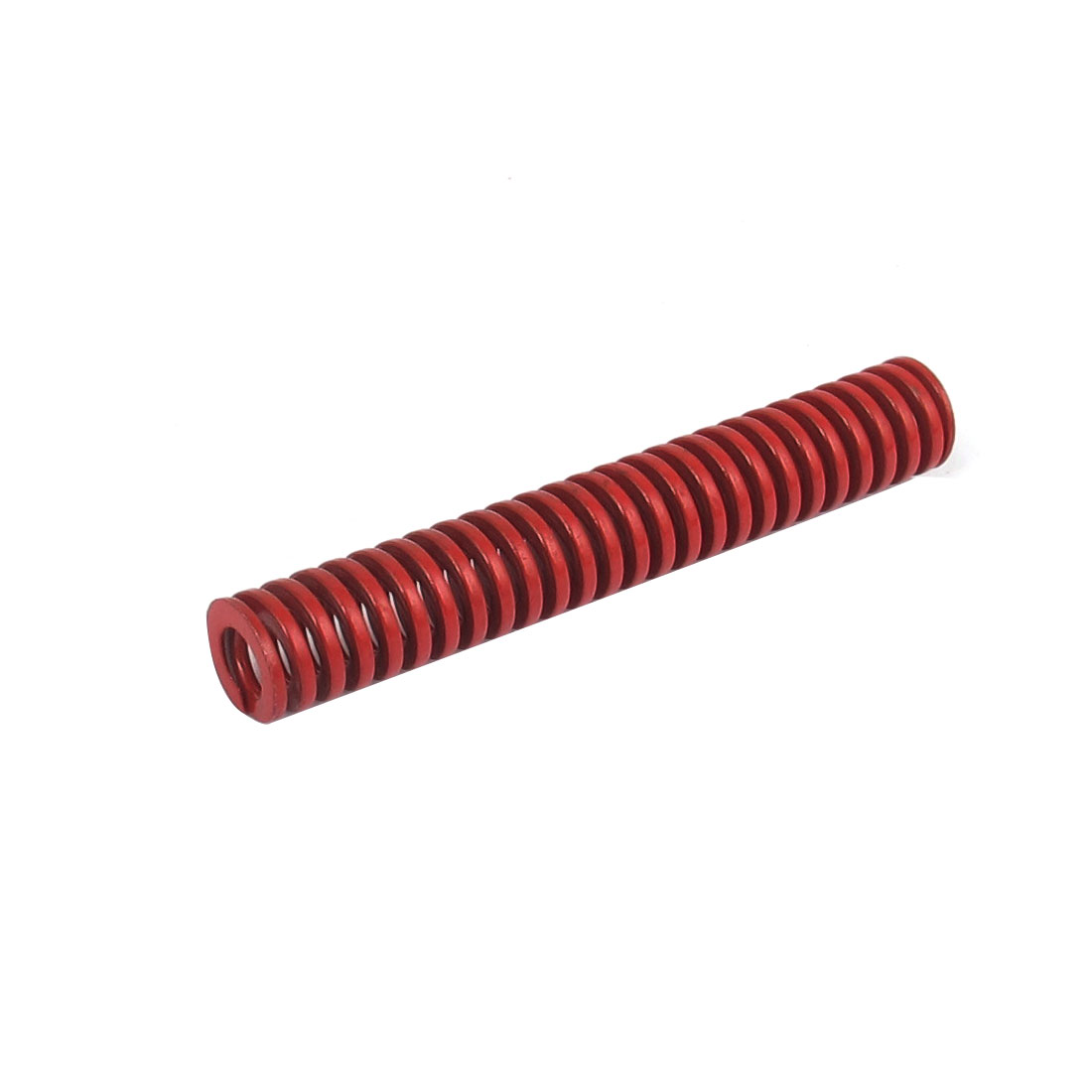 10mmx65mm Chromium Alloy Steel Medium Load Die Spring Red