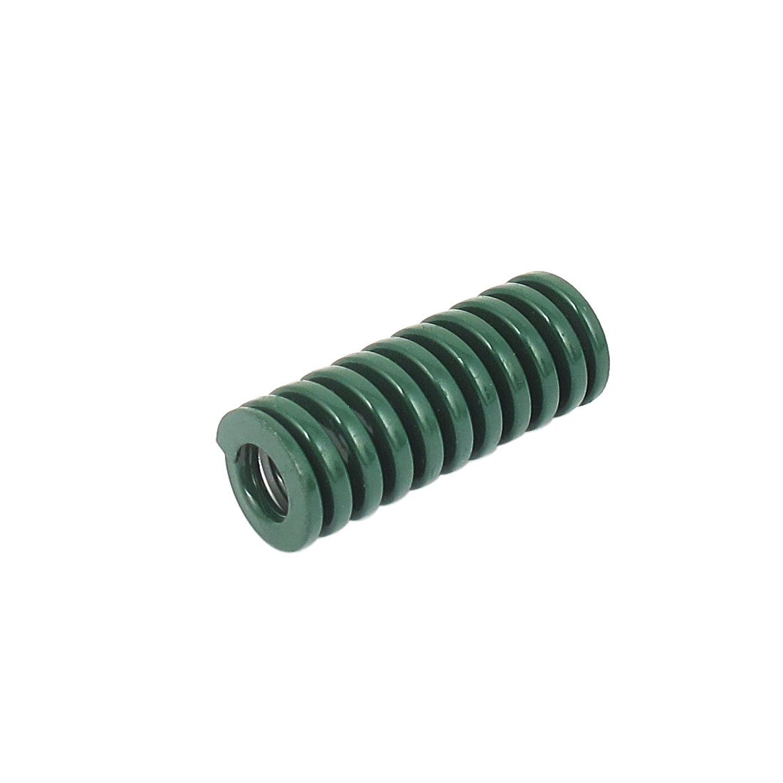 12mm OD 30mm Long Heavy Load Spiral Stamping Compression Die Spring Green