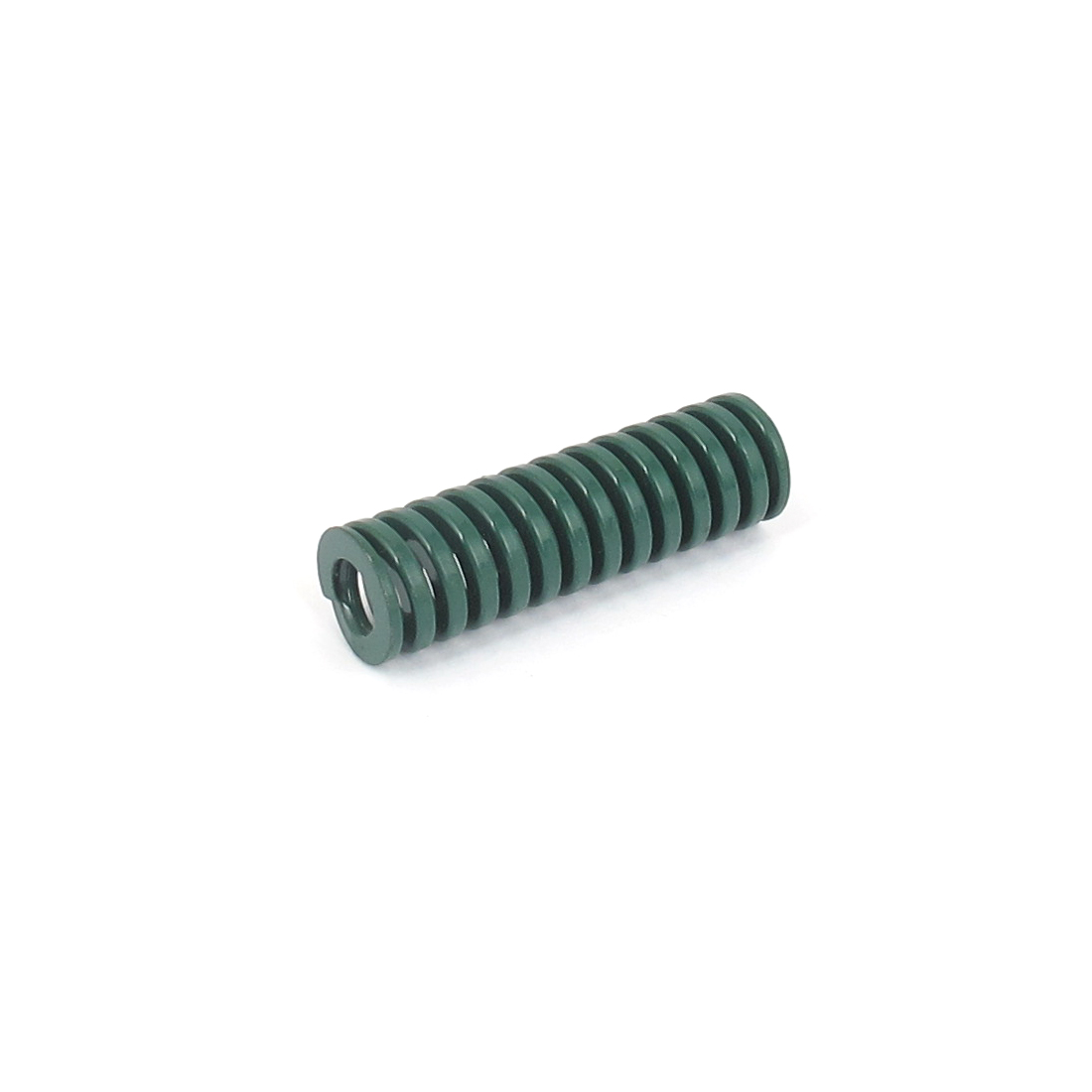 12mmx40mm Chromium Alloy Steel Heavy Load Die Spring Green