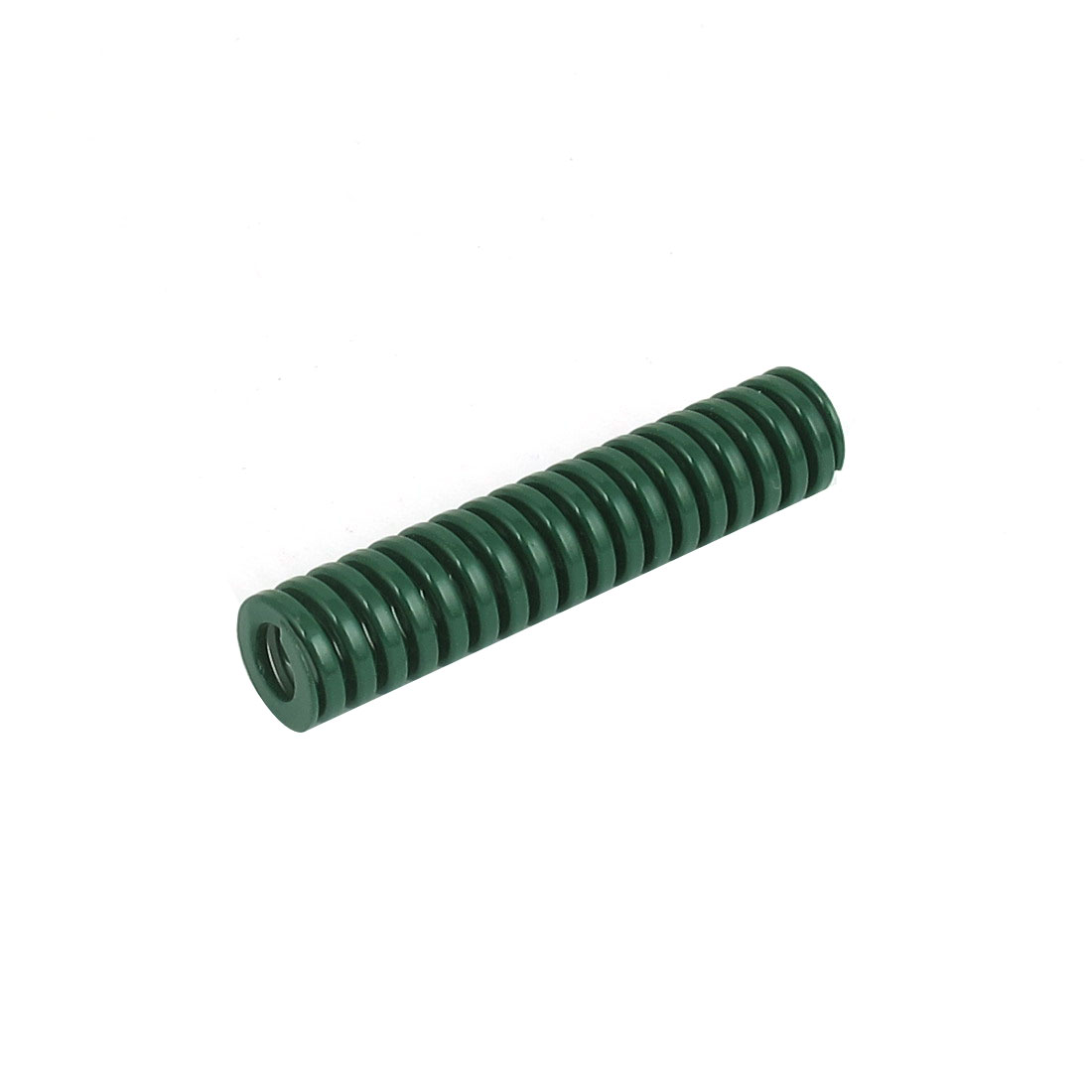 12mm OD 55mm Long Heavy Load Spiral Stamping Compression Die Spring Green