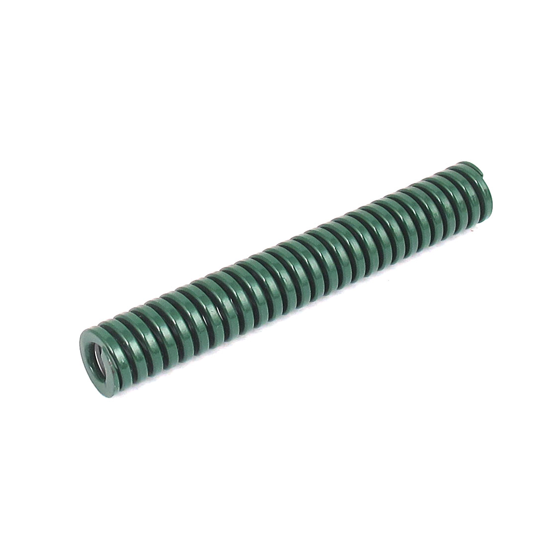 12mm OD 80mm Long Heavy Load Spiral Stamping Compression Die Spring Green
