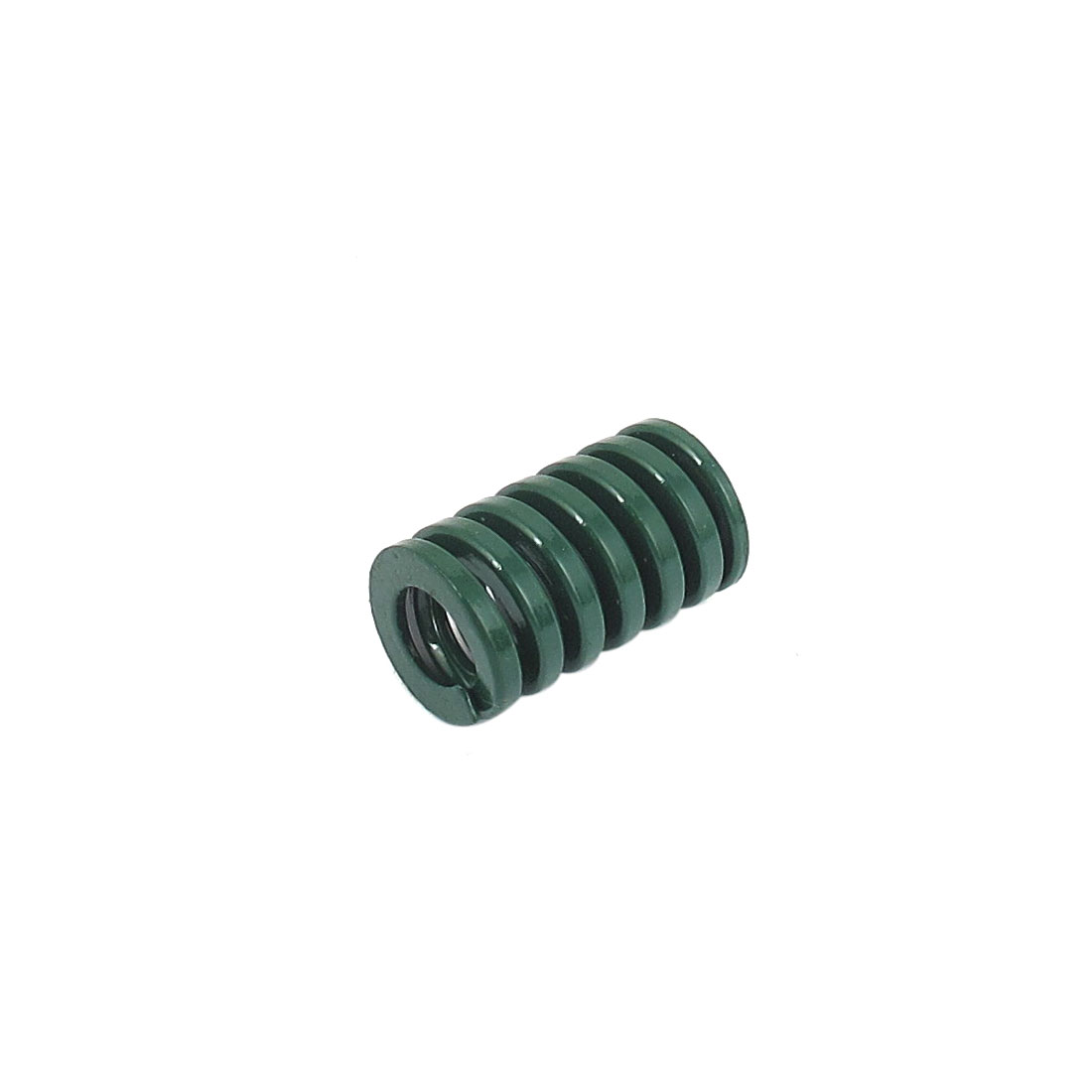 12mm OD 20mm Long Heavy Load Spiral Stamping Compression Die Spring Green