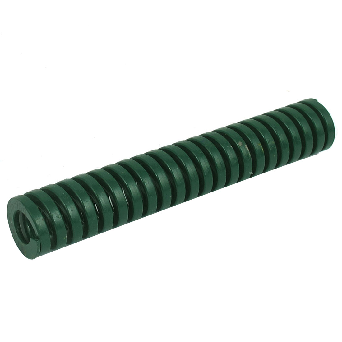 25mm OD 150mm Long Heavy Load Spiral Stamping Compression Die Spring Green