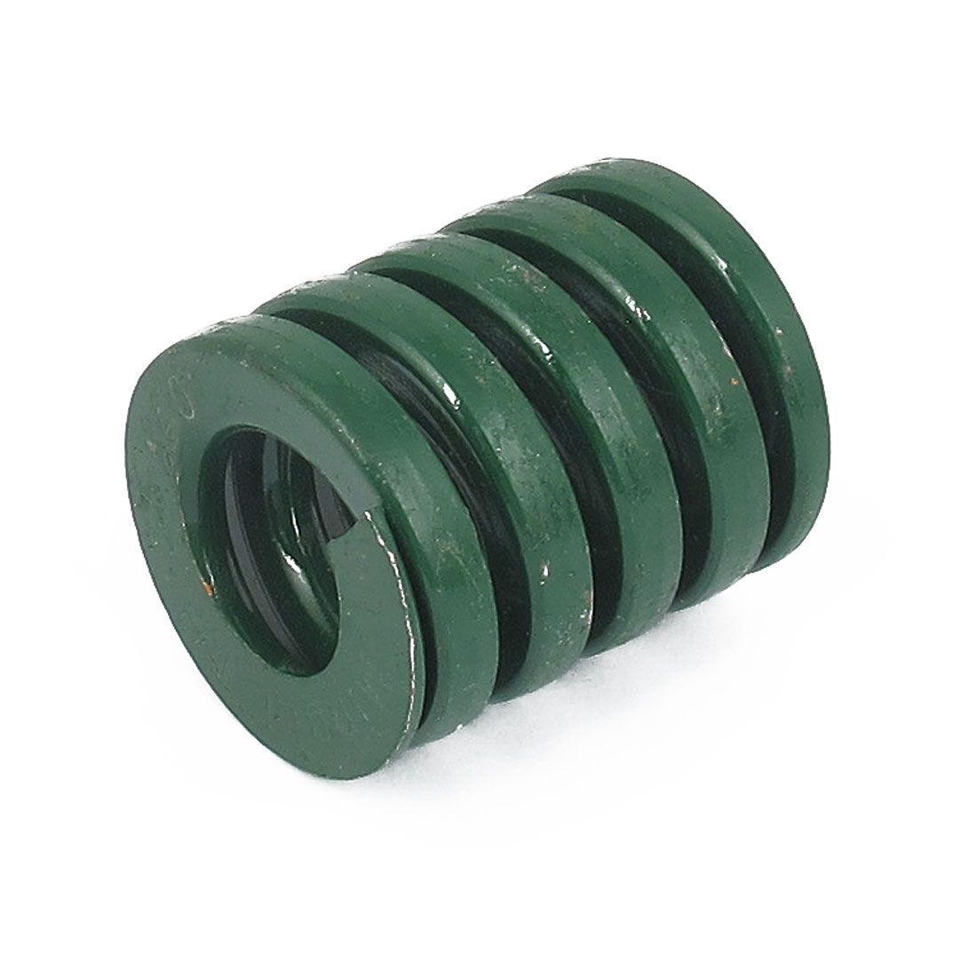 35mmx40mm Chromium Alloy Steel Heavy Load Die Spring Green